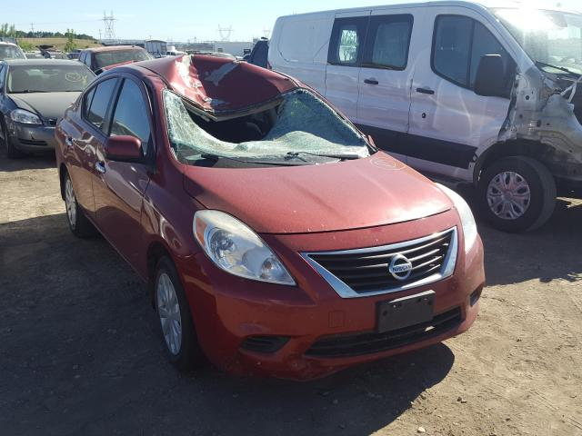 2013 Nissan Versa S for sale in Billings, MT