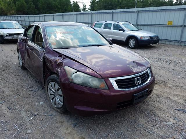 Vehiculos salvage en venta de Copart Charles City, VA: 2010 Honda Accord LXP