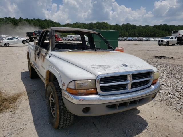 Dodge Dakota salvage cars for sale: 1999 Dodge Dakota