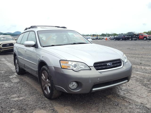 2006 Subaru Legacy Outback for sale in Madisonville, TN