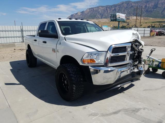 Dodge salvage cars for sale: 2011 Dodge RAM 2500