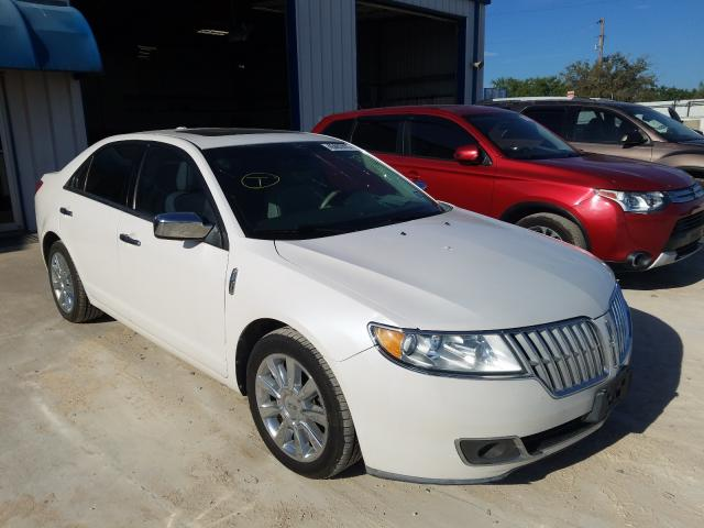 Lincoln Vehiculos salvage en venta: 2010 Lincoln MKZ