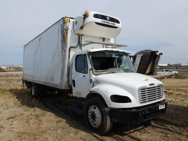 Salvage cars for sale from Copart Nisku, AB: 2020 Freightliner M2 106 MED