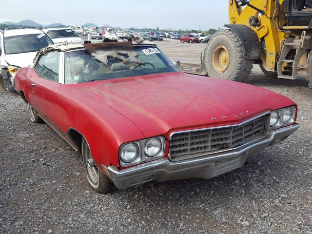 1970 Buick Skylark for sale in Madisonville, TN