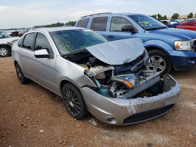 Ford Focus SES salvage cars for sale: 2011 Ford Focus SES
