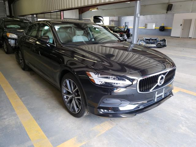 Volvo S90 T5 MOM salvage cars for sale: 2018 Volvo S90 T5 MOM