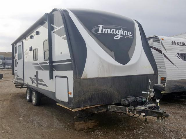 Other salvage cars for sale: 2019 Other Trailer