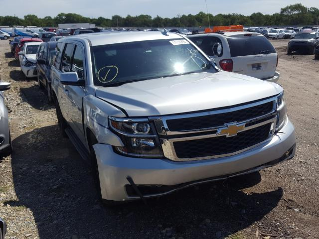 Chevrolet Tahoe Police salvage cars for sale: 2019 Chevrolet Tahoe Police