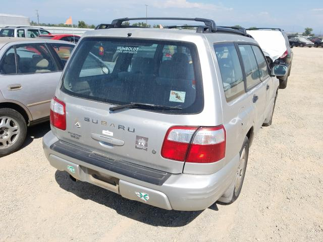dlr dis exp ct others acq 2001 subaru forester 4dr spor 2 5l for sale in anderson ca 45028940 a better bid car auctions