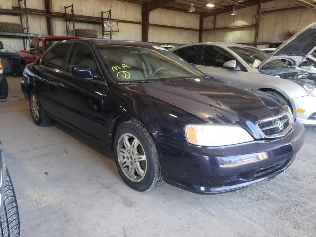 Acura salvage cars for sale: 2001 Acura 3.2TL