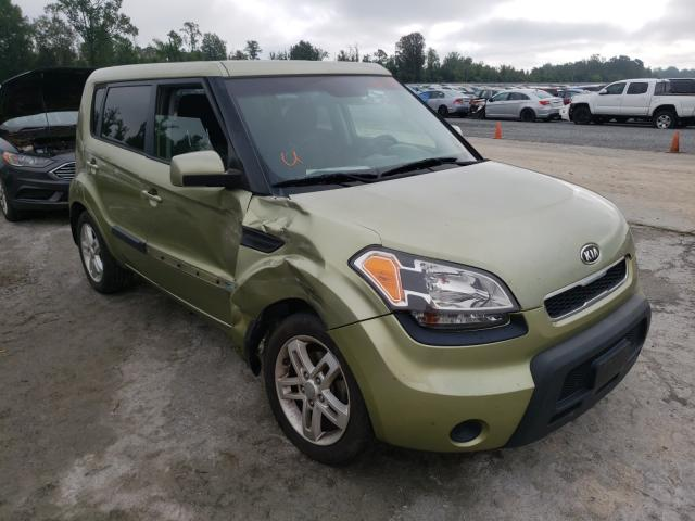 KIA salvage cars for sale: 2011 KIA Soul