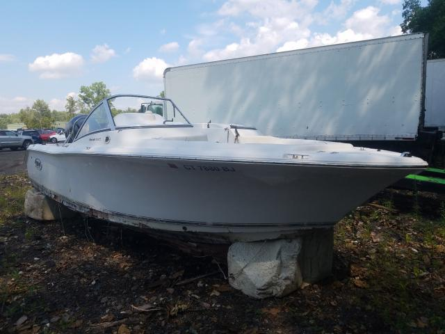 Salvage cars for sale from Copart New Britain, CT: 2017 Other Boat