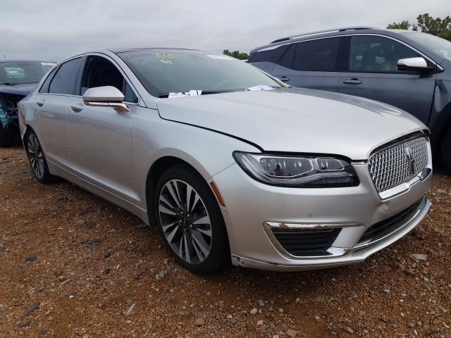 Salvage cars for sale from Copart Bridgeton, MO: 2019 Lincoln MKZ Reserv