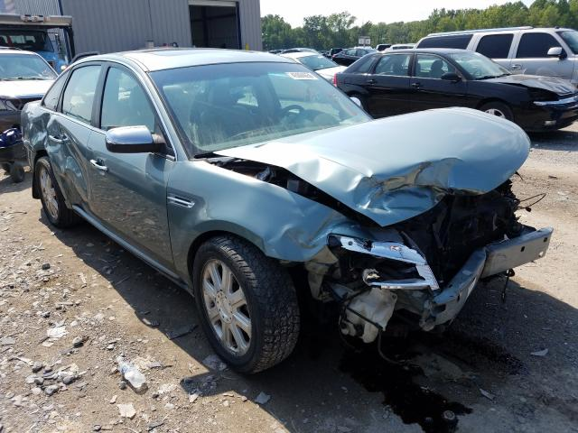 Salvage cars for sale from Copart Louisville, KY: 2008 Ford Taurus LIM