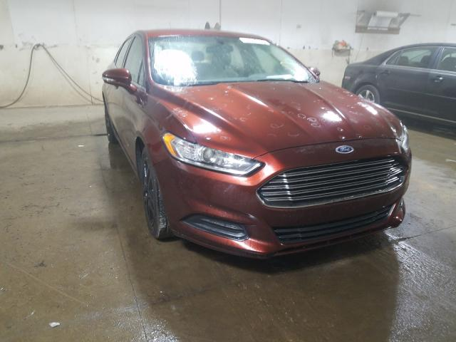 2016 Ford Fusion SE for sale in Portland, MI
