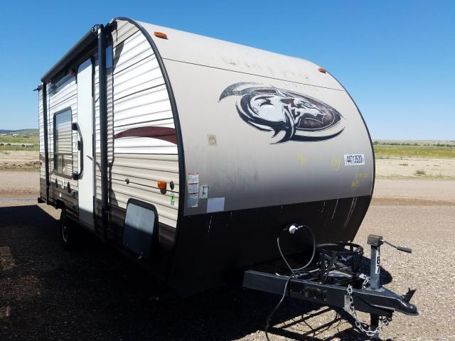 2015 Wildwood Wolf for sale in Billings, MT