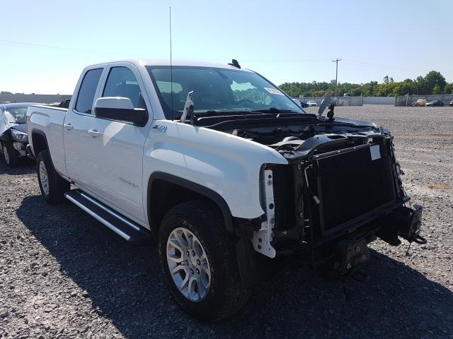 Salvage cars for sale from Copart Leroy, NY: 2018 GMC Sierra K15