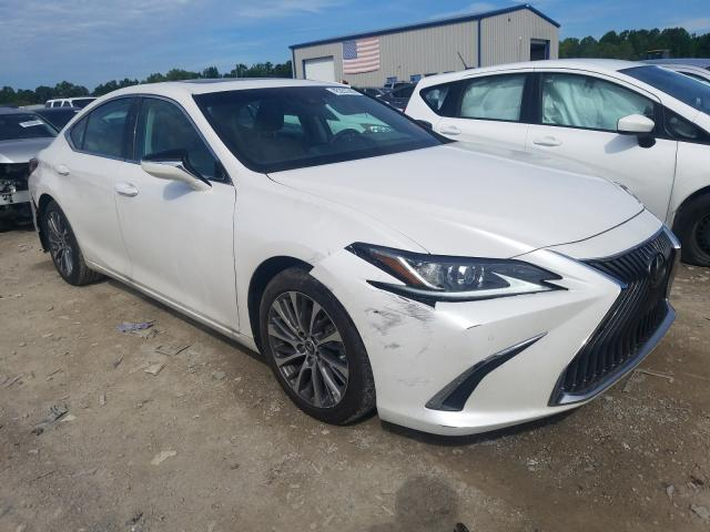 Lexus ES 350 salvage cars for sale: 2019 Lexus ES 350