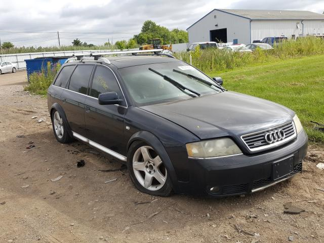 2004 Audi Allroad for sale in Columbia Station, OH