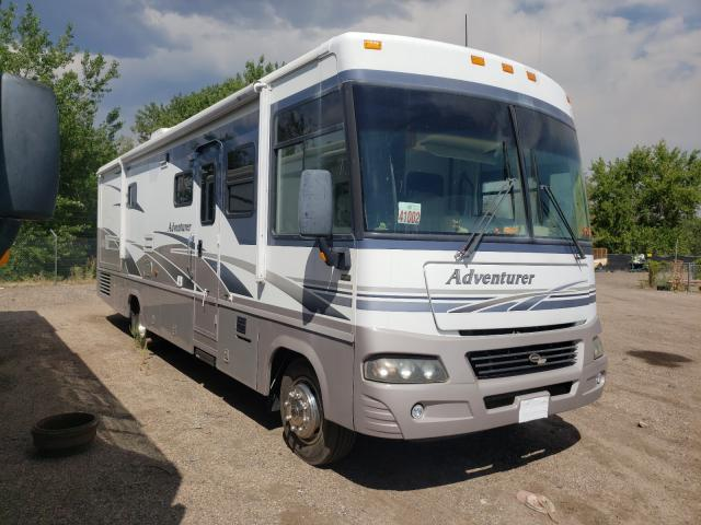 Vehiculos salvage en venta de Copart Littleton, CO: 2005 Winnebago Adventure