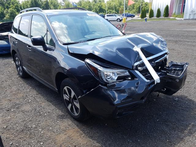 Salvage cars for sale from Copart East Granby, CT: 2018 Subaru Forester 2