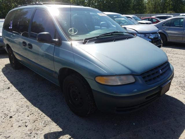 Plymouth Grand Voyager salvage cars for sale: 1997 Plymouth Grand Voyager