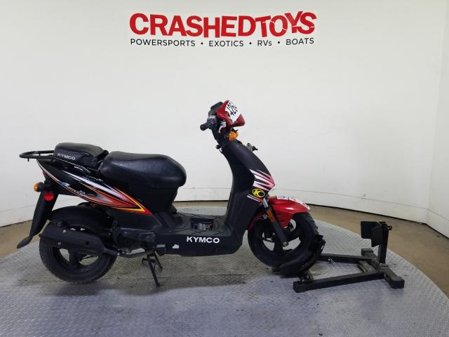 Kymco Usa Inc salvage cars for sale: 2014 Kymco Usa Inc Agility 50
