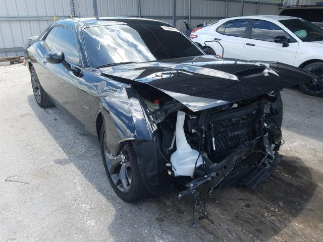 Salvage cars for sale from Copart Orlando, FL: 2019 Dodge Challenger
