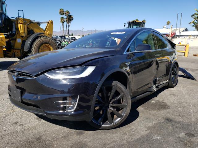 2016 Tesla MODEL X | Vin: 5YJXCBE29GF012266