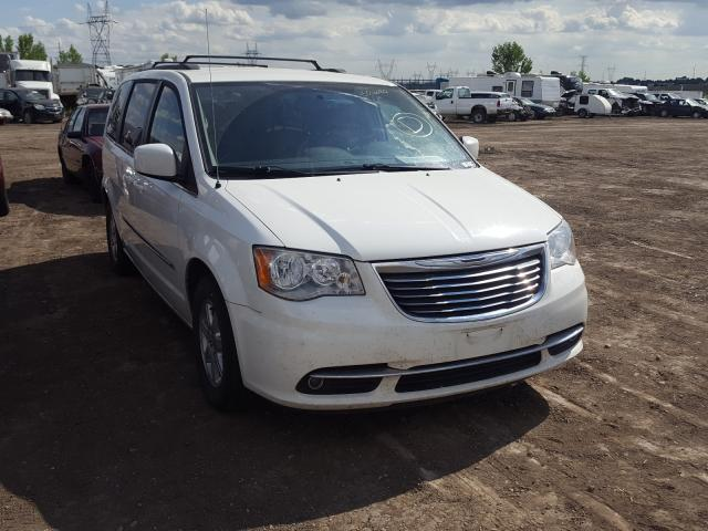 2012 Chrysler Town & Country for sale in Billings, MT