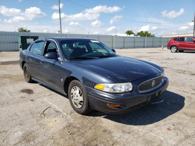 Salvage cars for sale from Copart Lexington, KY: 2001 Buick Lesabre CU