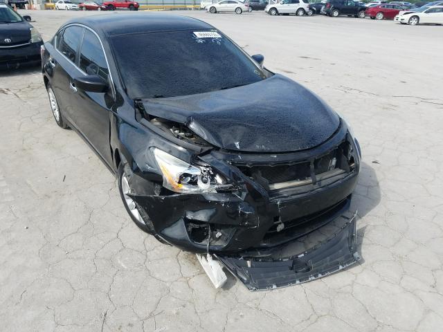 Vehiculos salvage en venta de Copart Lebanon, TN: 2015 Nissan Altima 2.5