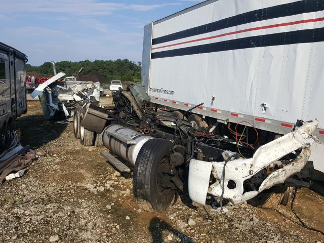 Salvage cars for sale from Copart Gainesville, GA: 2016 Freightliner Convention