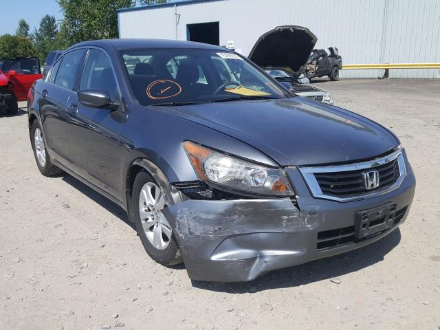 Honda salvage cars for sale: 2009 Honda Accord LXP