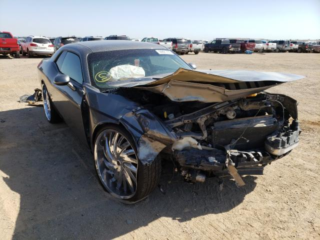 Salvage cars for sale from Copart Amarillo, TX: 2011 Dodge Challenger