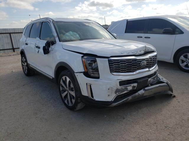 Salvage cars for sale from Copart Temple, TX: 2020 KIA Telluride