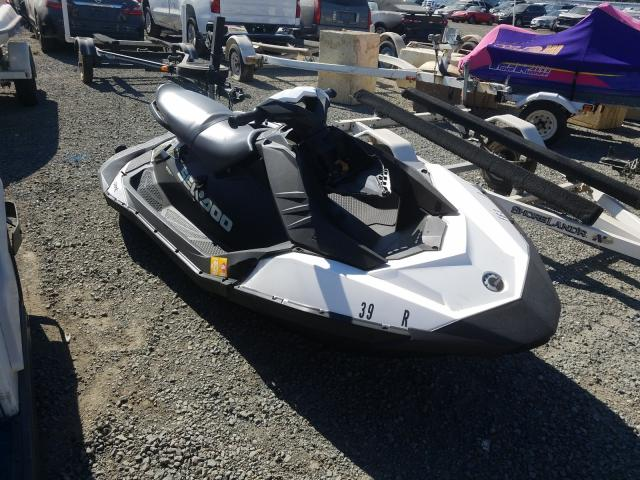 Salvage cars for sale from Copart San Diego, CA: 2017 YDV Jetski