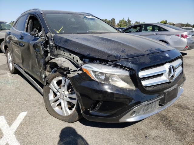Mercedes-Benz GLA 250 4M salvage cars for sale: 2015 Mercedes-Benz GLA 250 4M