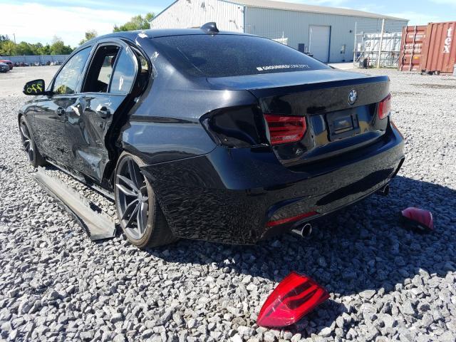 купить 2016 BMW 340 XI WBA8B7C51GK368437