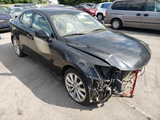 Salvage cars for sale from Copart Marlboro, NY: 2007 Lexus IS 250