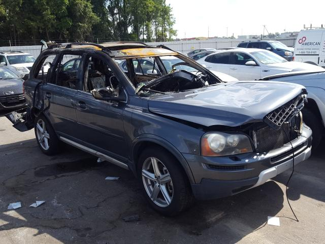 Salvage cars for sale from Copart Dunn, NC: 2007 Volvo XC90 Sport