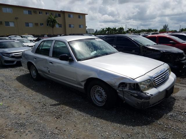 Ford Crown Victoria salvage cars for sale: 1998 Ford Crown Victoria