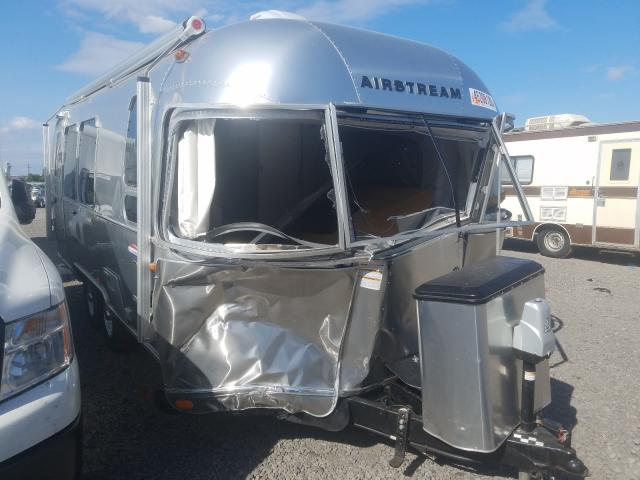 Salvage cars for sale from Copart Portland, OR: 2019 Airstream Internatio