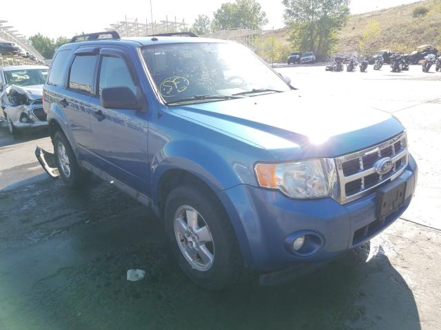 Vehiculos salvage en venta de Copart Littleton, CO: 2009 Ford Escape XLT