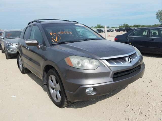 Acura RDX salvage cars for sale: 2008 Acura RDX