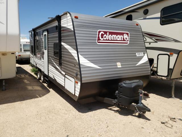 Keystone Coleman salvage cars for sale: 2018 Keystone Coleman