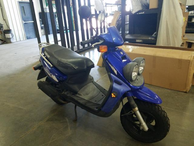 Yamaha salvage cars for sale: 2006 Yamaha YW50