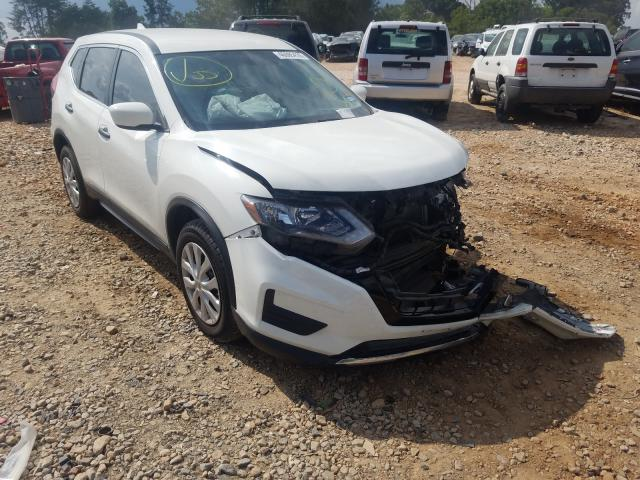 Vehiculos salvage en venta de Copart China Grove, NC: 2017 Nissan Rogue SV