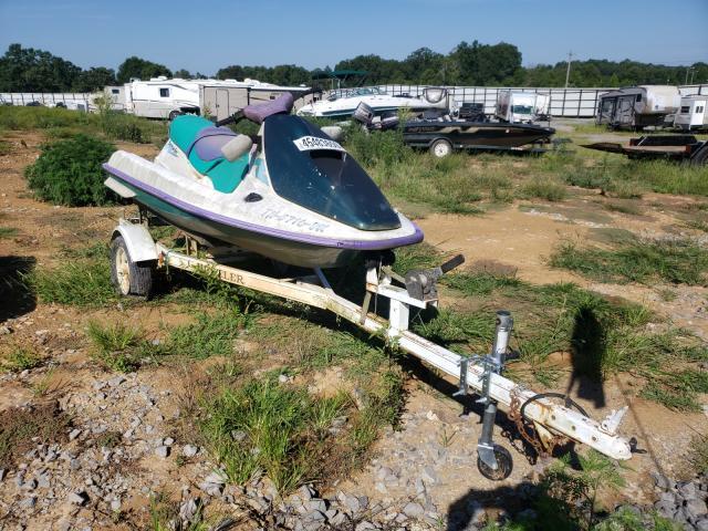 Salvage 1996 Bombardier JETSKI&TRL for sale