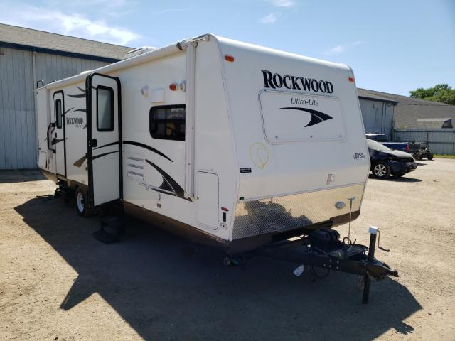 Rockwood salvage cars for sale: 2013 Rockwood Ultra Lite